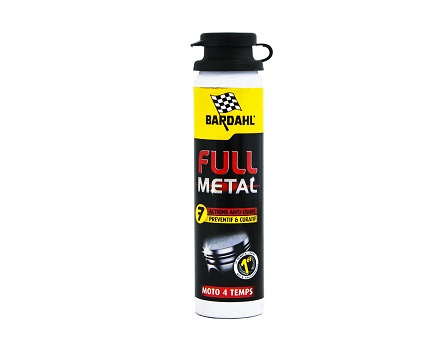 Добавка Bardahl за мотоциклети Full Metal - 75 ml