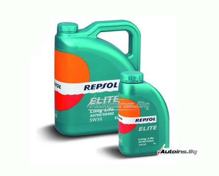 Repsol Elite LONG LIFE 5W30 - 1 литър