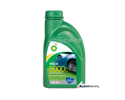 BP VISCO 5000 5W40 - 1 литър