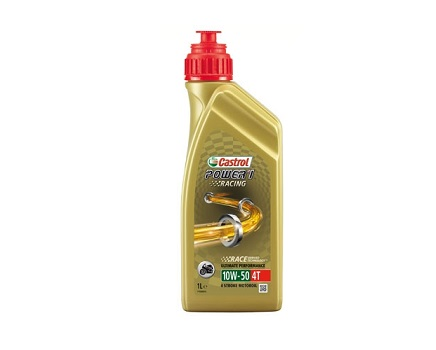 CASTROL POWER 1 RACING 4T 10W50 - 1 литър