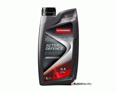 CHAMPION ACTIVE DEFENCE 10W40 - 1 литър