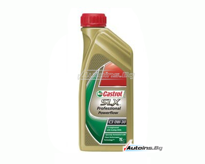 Castrol SLX Professional Powerflow C3 0W30 - 1 литър