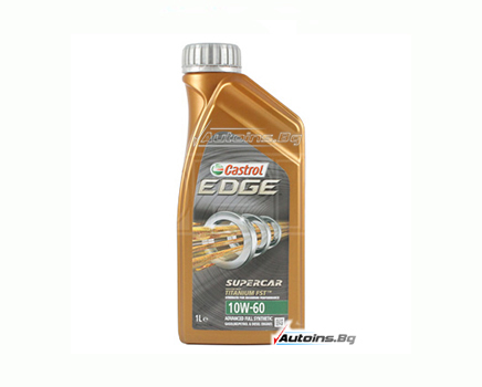 CASTROL EDGE SUPERCAR 10W60 - 1 литър