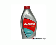 Cepsa Star Eco Synthetic 0W30 - 1 литър
