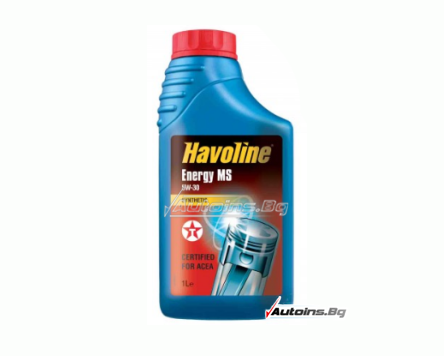 HAVOLINE ENERGY MS 5W-30 - 1 литър