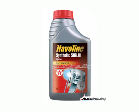 HAVOLINE SYNTHETIC 506.01 0W-30 - 1 литър