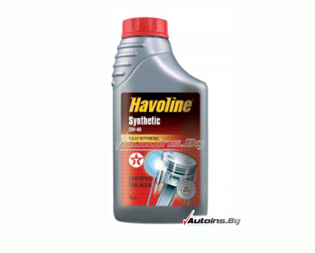 HAVOLINE SYNTHETIC 5W-40 - 1 литър