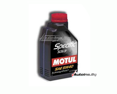 Motul Specific VW 505.01, 505.00, 502.00 5W-40 - 1 литър