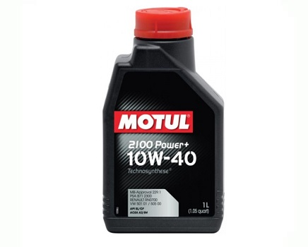 Motul 2100 POWER+ 10W40 - 1 литър