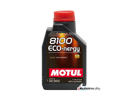 Motul 8100 Eco-nergy 0W30 - 1 литър