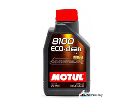 Motul Eco-clean 0W30 - 1 литър