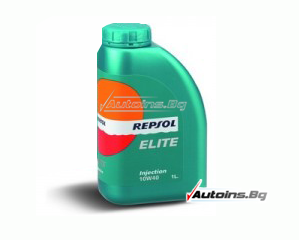 Repsol ELITE INJECTION 10W40 - 1 литър