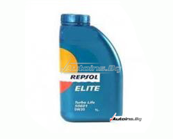 Repsol Elite TURBO LIFE 0W30 - 1 литър
