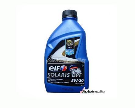 ELF SOLARIS 5W-30 DPF - 1 литър