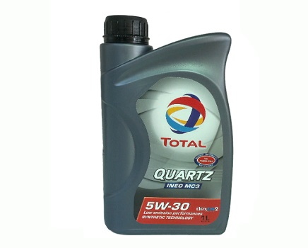 TOTAL QUARTZ INEO MC3 5W30 - 1 литър