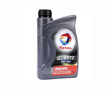 TOTAL QUARTZ INEO MC3 5W40 - 1 литър