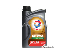 TOTAL QUARTZ 9000 FUTURE GF5 0W20 - 1 литър