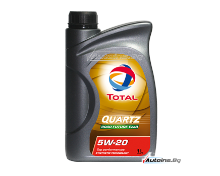 TOTAL QUARTZ 9000 FUTURE EcoB 5W20 - 1 литър
