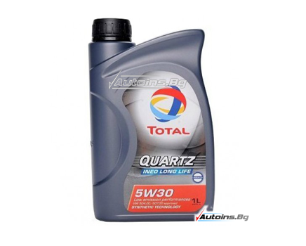 TOTAL QUARTZ INEO LONG LIFE 5W30 - 1 литър