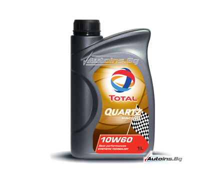 TOTAL QUARTZ RACING 10W60 - 1 литър