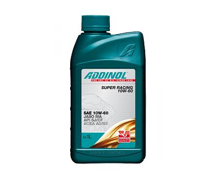 Addinol Super Racing 10W60 - 1 литър