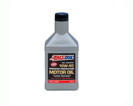 Amsoil 10W40 Premium Protection - 946 ml