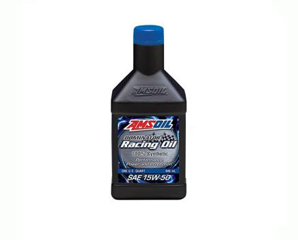 Amsoil DOMINATOR® 15W-50 Racing Oil - 946 ml