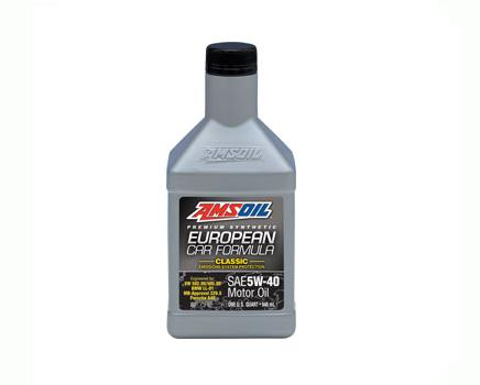 Amsoil 5W40 European Car Formula Improved - 946 ml