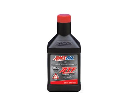 AMSOIL Signature Series Multi-Vehicle Synthetic ATF - 946 ml