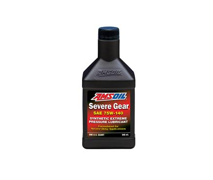 AMSOIL Severe Gear 75W-140 - 946 ml