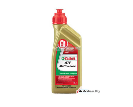 CASTROL ATF Multivehicle - 1 литър