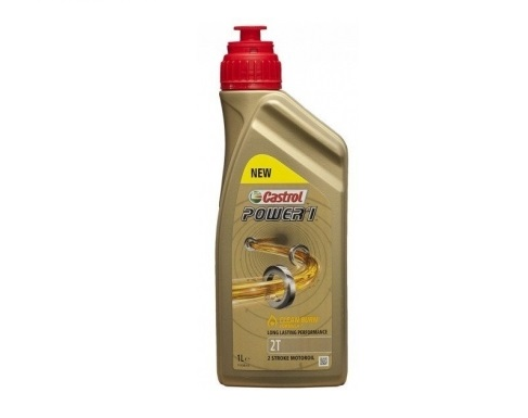 CASTROL POWER 1 RACING 2T - 1 литър