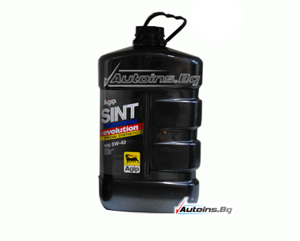 ENI I-SINT MS ALL FUELS 5W-40 - 4 литра