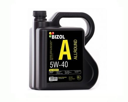 BIZOL ALLROUND 5W40 - 4 литра