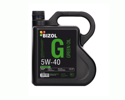 BIZOL GREEN OIL 5W40 - 4 литра