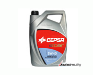 Cepsa Star Mega Synthetic 5W40 - 4 литра