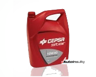 Cepsa Star Synthetic 10W40 - 4 литра