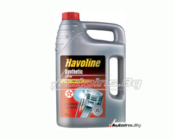 HAVOLINE SYNTHETIC 5W-40 - 4 литра