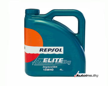 Repsol ELITE INYECCION 15W40 - 4 литра