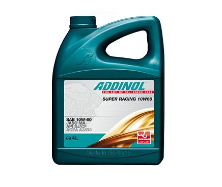 Addinol Super Racing 10W60 - 4 литра