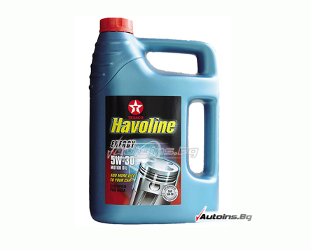 HAVOLINE ENERGY MS 5W-30 - 5 литра