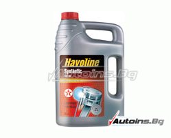 HAVOLINE SYNTHETIC 5W-40 - 5 литра