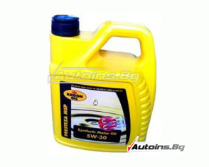 Kroon Oil Presteza MSP 5W30 - 5 литра