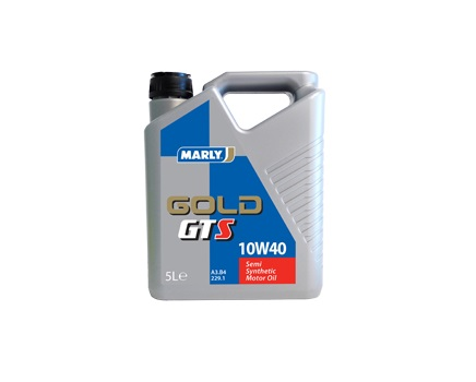 MARLY GOLD GTS 10W40 - 5 литра