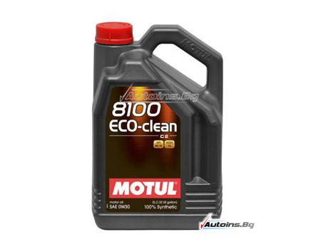 Motul Eco-clean 0W30 - 5 литра