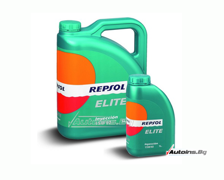 Repsol ELITE INYECCION 15W40 - 5 литра