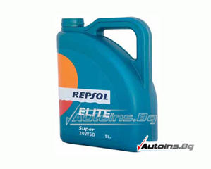 Repsol ELITE SUPER 20W50 - 5 литра