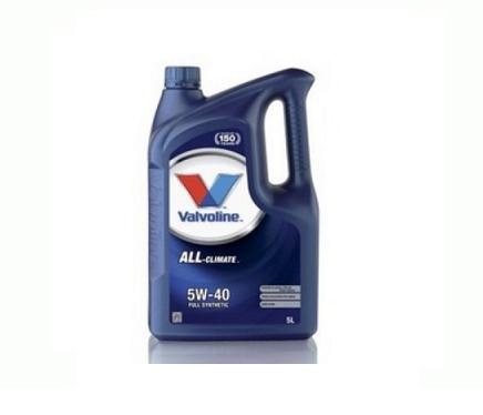 VALVOLINE ALL CLIMATE DIESEL C3 5W40 - 5 литра