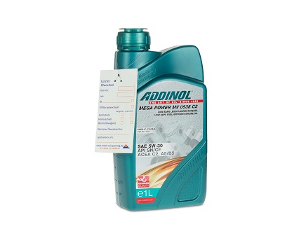 ADDINOL MEGA POWER C2 5W30 - 1 Литър