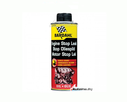 Добавка Bardahl Engine Stop Leak - 300 ml